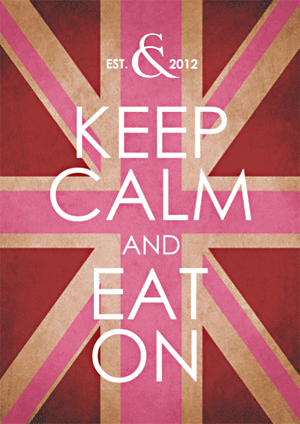 Keep Calm and Eat On