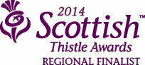 Thistle Award Finalist 2014