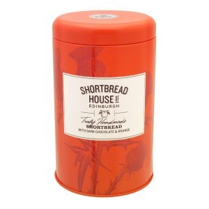 Shortbread House of Edinburgh Chocolate & Orange Tin
