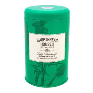 Shortbread House of Edinburgh Ginger Tin 140g