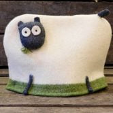 My Baboo Big Sheep Scottish Wool Tea Cosy