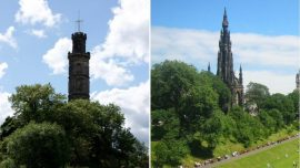 Edinburgh Monumental Challenge 2016