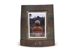 Whisky Barrel Frame - Ring Chime