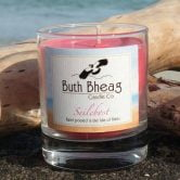 Isle of Harris Candle Seilebost, Black Pomegranate