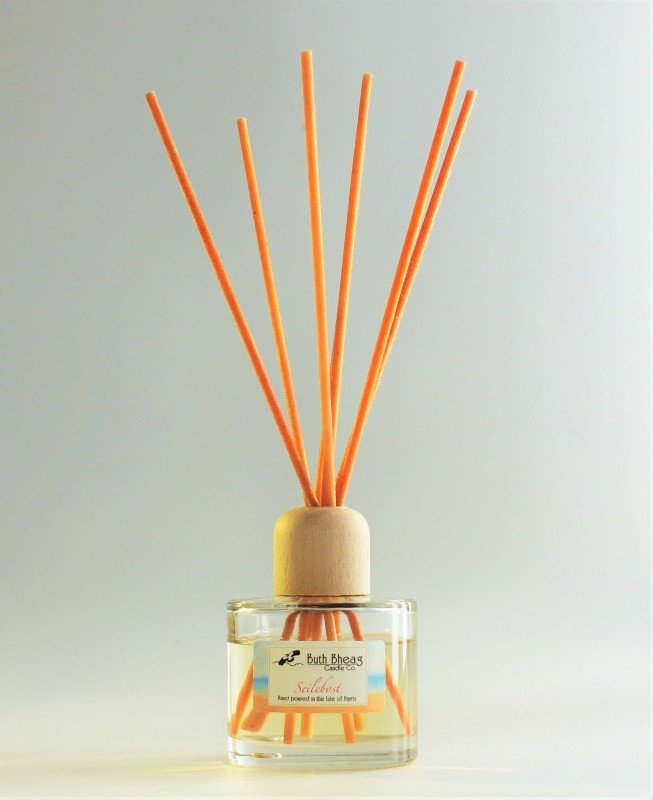 Isle of Harris Diffuser Seilebost, Black Pomegranate