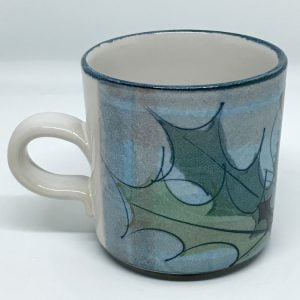Tain Pottery Glenaldie wee mug handle