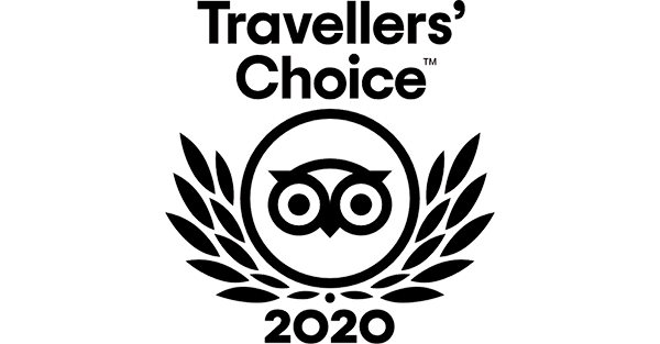 Travellers' Choice award 20202